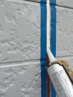 岡崎塗装 コーキング 雨漏り修理