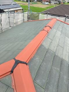 屋根 カラーベスト スレート
