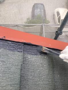 スレート カラーベスト 屋根