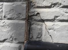 外壁ひび割れ クラック