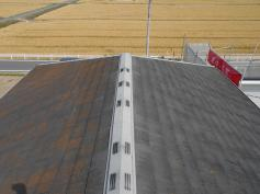 調査時屋根の写真