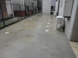 外壁塗装 マンション 土間洗浄
