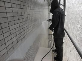 洗浄作業 防音 節水