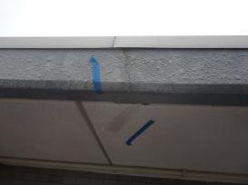 クラック補修作業 外壁 屋根