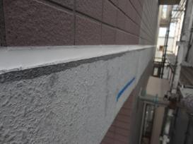 コーキング打ち 下地処理 屋根防水