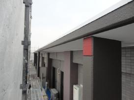 アクセントカラー 外壁屋根 塗装