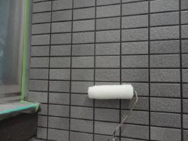 クリア塗装 外壁マンション メンテナンス