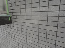 クリア塗装 磁器タイル メンテナンス