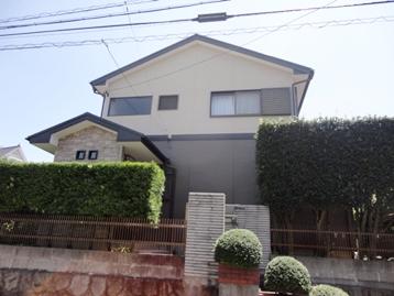 愛知 岡崎 塗替え 屋根 外壁