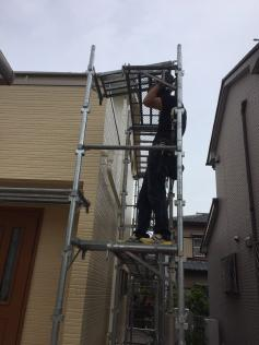 刈谷市塗装 アステック塗料 屋根外壁塗り替え