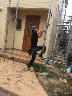 屋根外壁塗装 塗り替え 刈谷市雨漏り