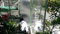 知立 塗装 遮熱断熱 ガラス