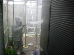 シリコン塗装 屋根外壁 剥がれ