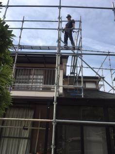 防水塗装 岡崎外壁 屋根防止 コーキング