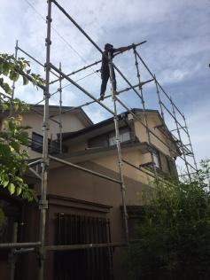 岡崎外壁 屋根塗装 コーキング 防水