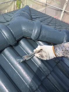 遮熱 塗装 瓦