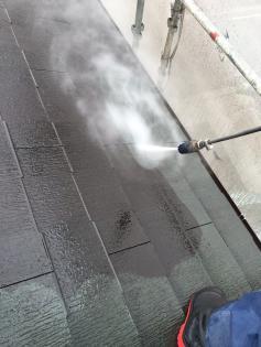 外壁塗装 岡崎塗替え 雨漏りコーキング