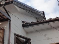 塗替え塗装 外壁 雨漏り 岡崎市