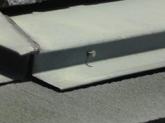 外装劣化調査 屋根劣化 浮いた釘