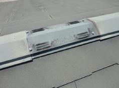 屋根 棟板金 劣化部