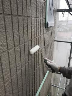 外壁クリヤー塗装 アステック