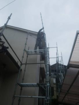 外壁屋根 シリコン塗装 プライマー