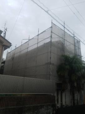 岡崎塗装 シリコン塗装 屋根塗装