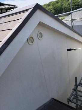 岡崎市塗り替え シリコン 洗浄