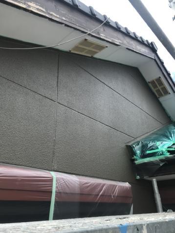 外壁岡崎 塗り替え シリコン塗料