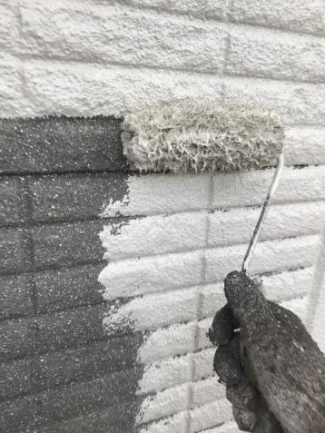 外壁塗装 塗り替え シリコン塗料