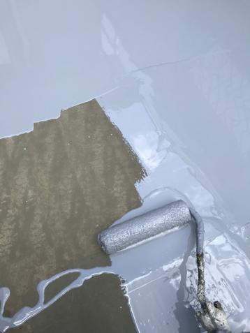 ベランダ防水 施工事例