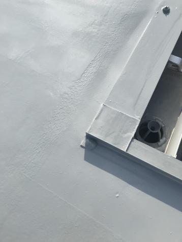 防水工事 完成 屋根メンテナンス