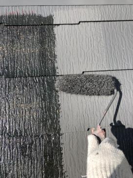 カビコケ 瓦補修 外壁