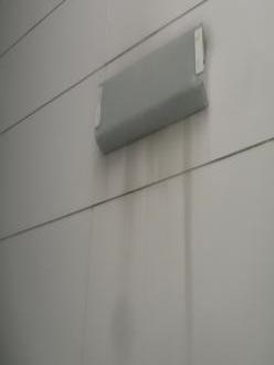 アパート 外壁塗装 汚れ