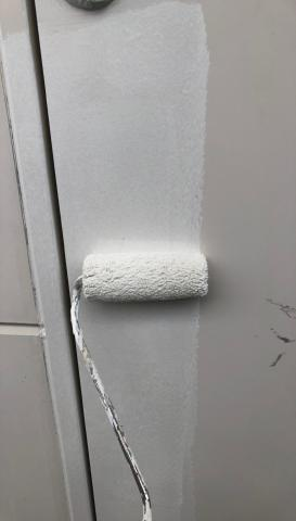 外壁塗装 岡崎市アパート 塗替え
