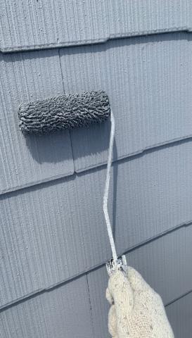 屋根塗装 アパート塗り替え 岡崎市