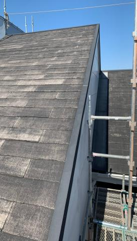 屋根洗浄 アパート塗装 岡崎市
