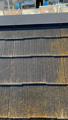 屋根塗装 洗浄 アパート