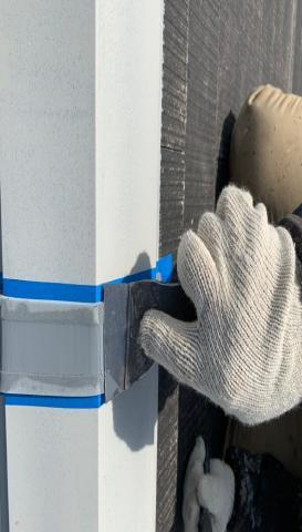 屋根補修 コーキング アパート塗装