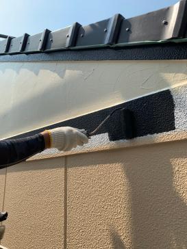 色替え 外壁 アパート塗装