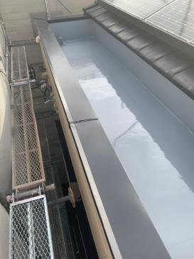 屋上防水 アパート塗装
