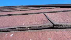屋根塗膜剥離 外壁塗装工事 岡崎市