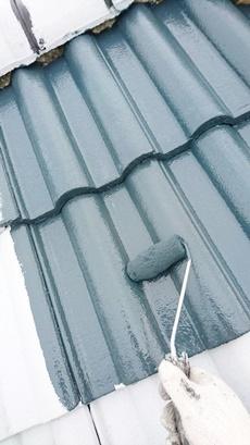 屋根 塗装 瓦