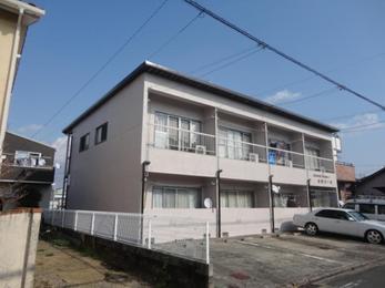豊橋市 外壁及び屋根塗装改修施工事例 吉野コーポ様