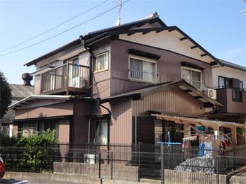岡崎市 屋根・外壁塗装事例 S様邸