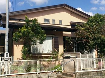 岡崎市 屋根・外壁塗装事例 K様邸