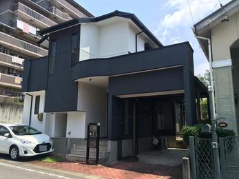 岡崎市 屋根・外壁塗装施工事例 K様邸
