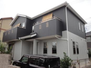 岡崎市渡町 高島様邸 外壁塗装施工事例