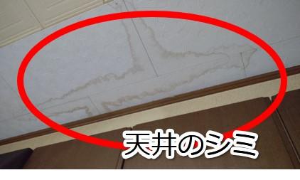 雨漏り修理工事・外壁塗装工事