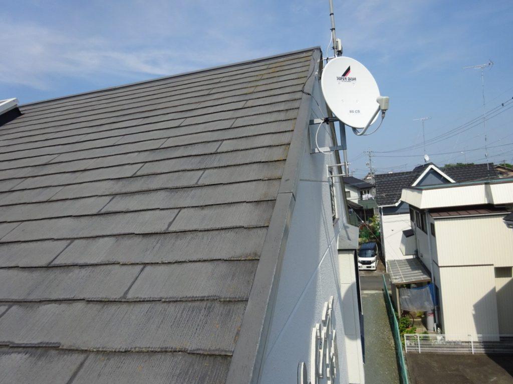施工前の屋根の様子